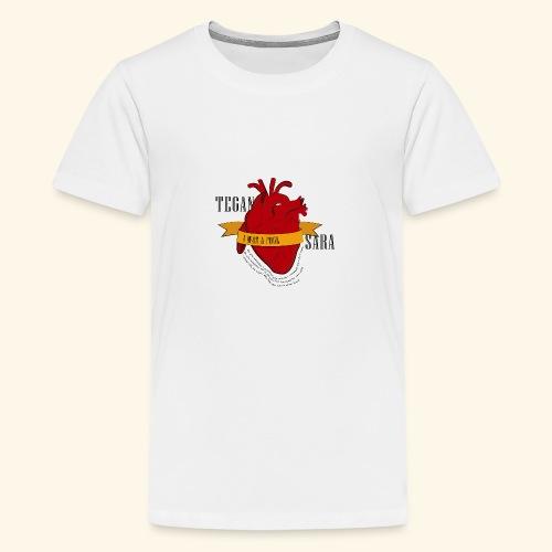 I was a fool for love - Koszulka młodzieżowa Premium