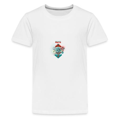Recalculando Ruta - Camiseta premium adolescente