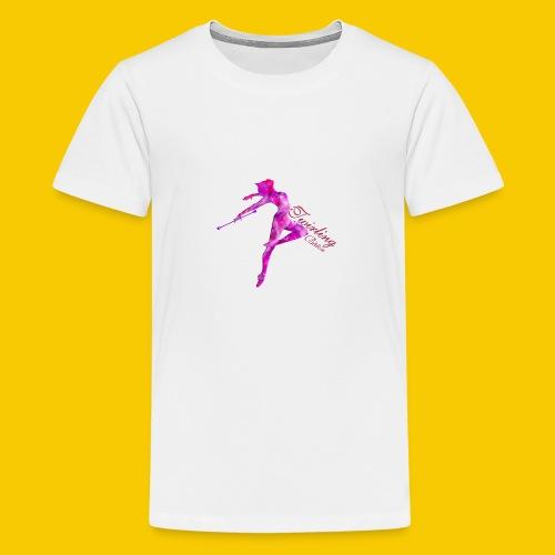 TWIRLING-BATON - T-shirt Premium Ado
