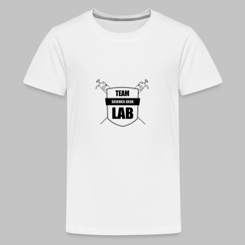 lab team - Teenage Premium T-Shirt
