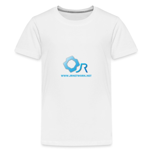 Official Logo - Teenage Premium T-Shirt