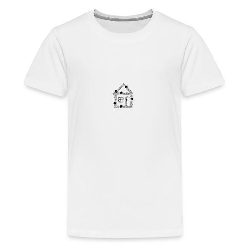Mansion house - Teenager Premium T-shirt