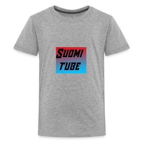 SuomiTube - Teinien premium t-paita