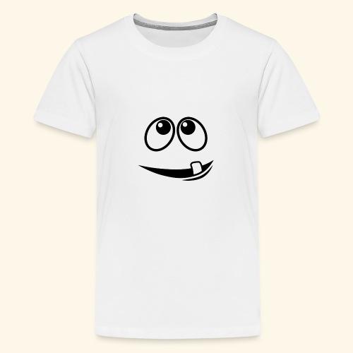 face2 - Maglietta Premium per ragazzi
