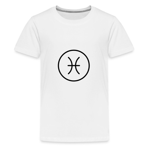 Poisson - T-shirt Premium Ado