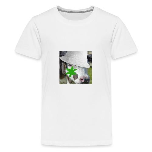 brouteuse - T-shirt Premium Ado