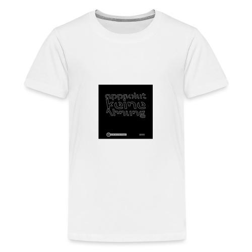 Design appsolut keine Ahnung 4x4 - Teenager Premium T-Shirt
