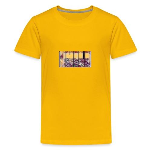 L'été Torride Life, dans le desert? - T-shirt Premium Ado