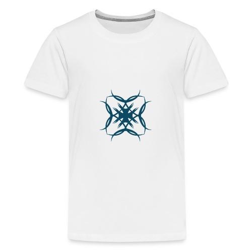 Ritter Kreuz - Teenager Premium T-Shirt