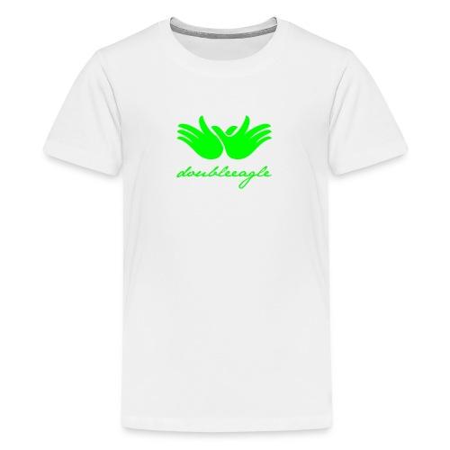 DoubleEagle - Teenager Premium T-Shirt