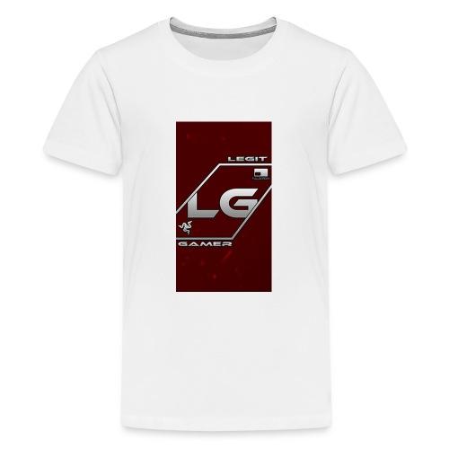 fz fszczdczc png - Teenage Premium T-Shirt