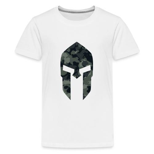 Sparta military pattern 1 - Teenager Premium T-Shirt
