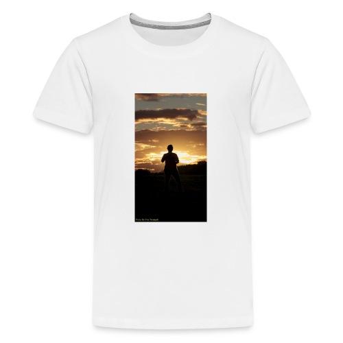 soirée - T-shirt Premium Ado