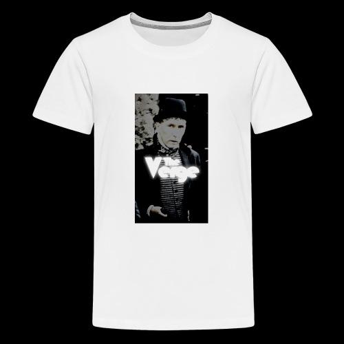 TV Boo - T-shirt Premium Ado
