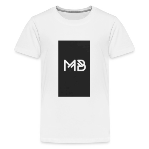 Mb squared - Teenage Premium T-Shirt