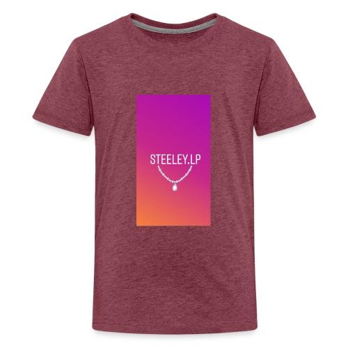 SteeleyLP👑 - Teenager Premium T-Shirt