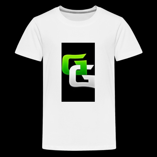 GG t-shirt - Teenager Premium T-Shirt