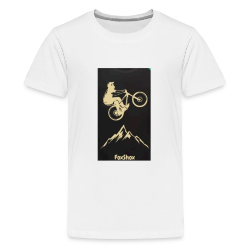 FoxShox - Teenager Premium T-Shirt