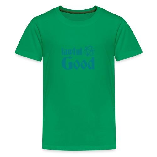 lawful good - Teenage Premium T-Shirt