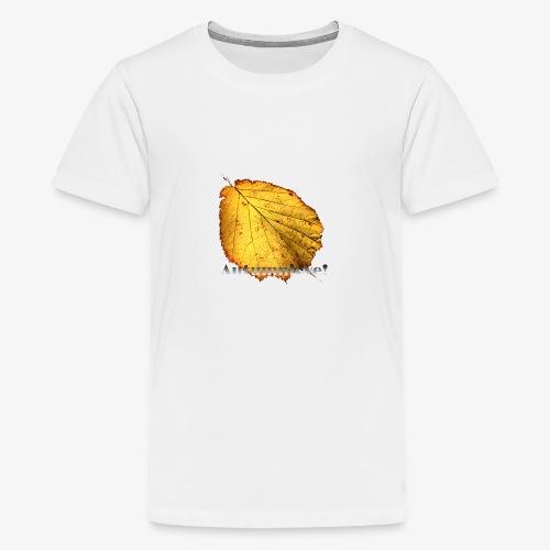 F69863C9 ED92 4705 B3C5 D055637DC165 - Premium T-skjorte for tenåringer