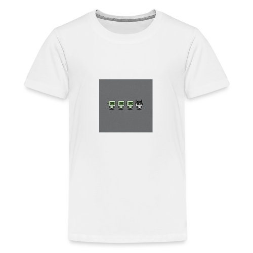 Nighty! - Teenager Premium T-Shirt