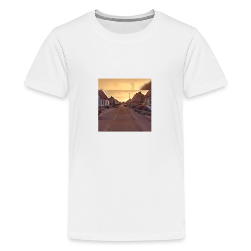 Toller Sonnuntergang - Teenager Premium T-Shirt