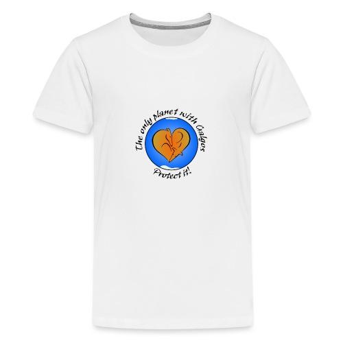 Galgo - Teenager Premium T-Shirt