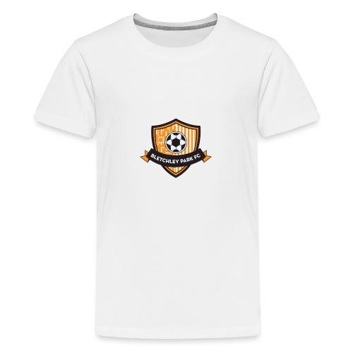 BPFC Badge - Teenage Premium T-Shirt
