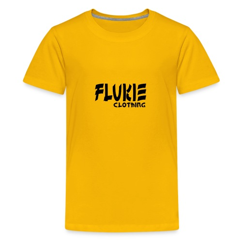 Flukie Clothing Japan Sharp Style - Teenage Premium T-Shirt