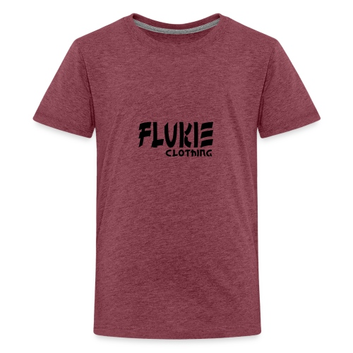 Flukie Clothing Japan Sharp Style - Teenage Premium T-Shirt
