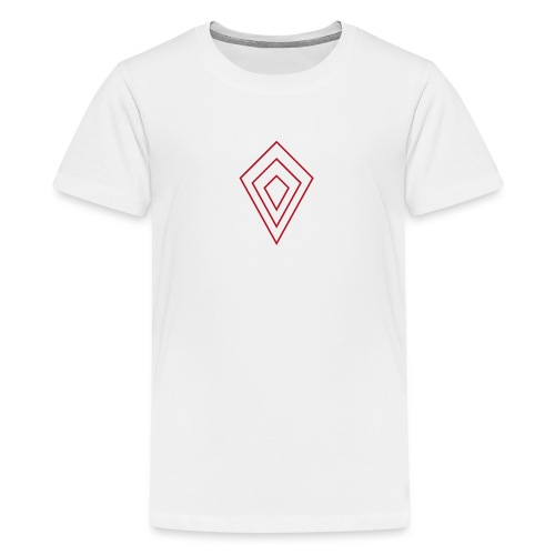 logo3Large - Teenage Premium T-Shirt