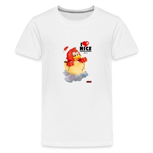 testadure ilovenice - T-shirt Premium Ado