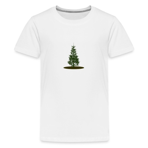 tree - Teenage Premium T-Shirt