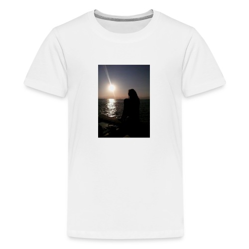 DulceLimonEnPalma - Camiseta premium adolescente