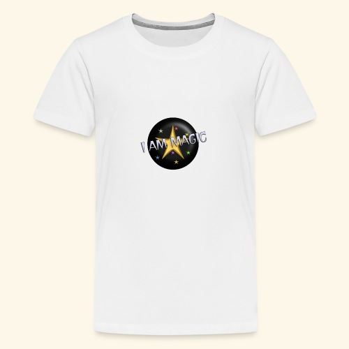 I AM Magic3 - Teenager Premium T-Shirt