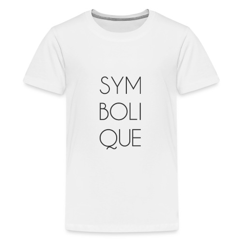 Symbolique - T-shirt Premium Ado