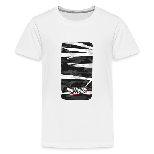 Maxime Spreadshirthülle png - Teenager Premium T-Shirt