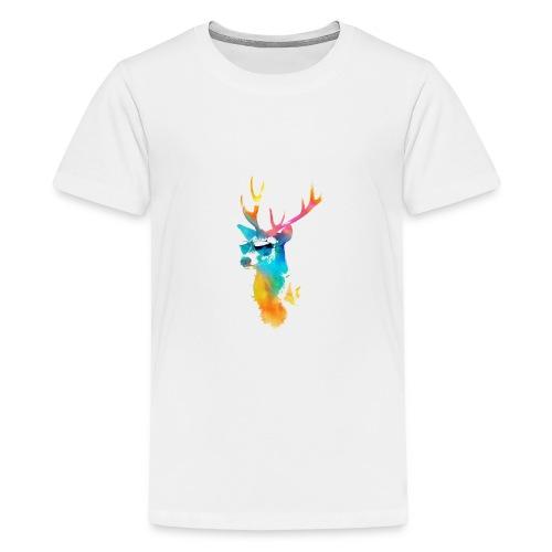 Sunny Summer - Camiseta premium adolescente