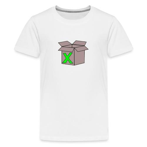 GameBox - Teenage Premium T-Shirt