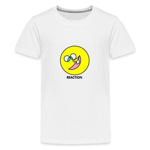 REACTION - Maglietta Premium per ragazzi