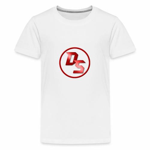dragonsplayer logo - Teenage Premium T-Shirt