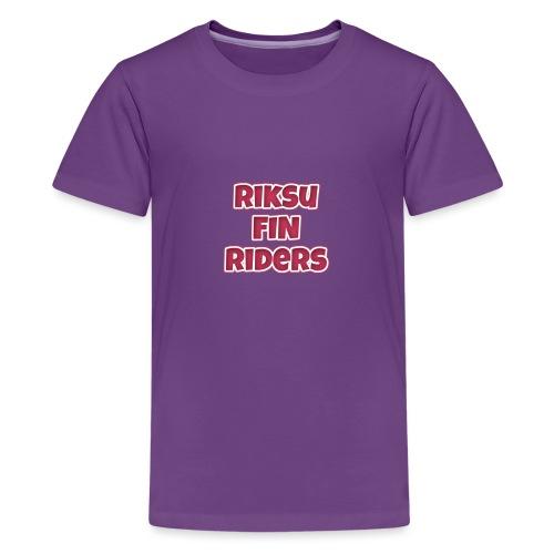 RFR - Teinien premium t-paita
