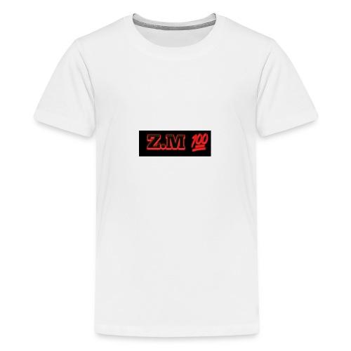 Z.M 100 - Teenage Premium T-Shirt