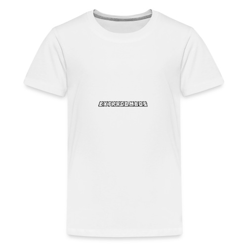 museplade - Teenager premium T-shirt