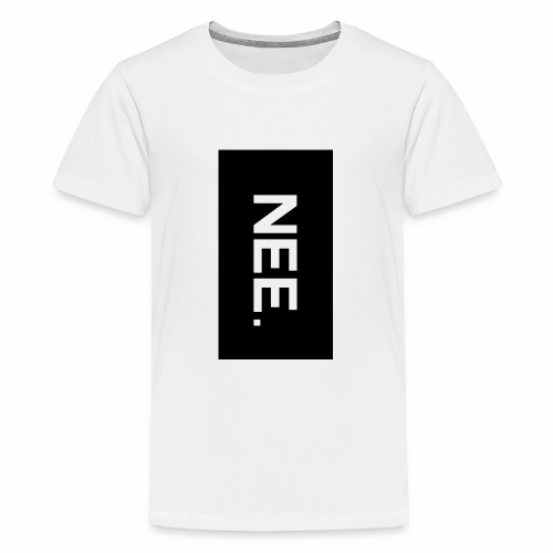 no2 png - Teenager Premium T-shirt