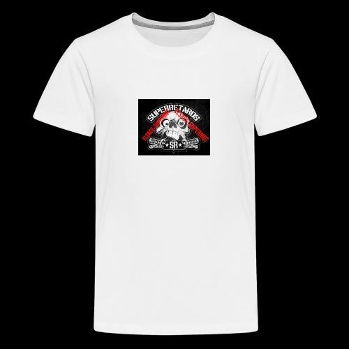 elsace-supermot - T-shirt Premium Ado