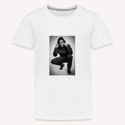 Black M - T-shirt Premium Ado