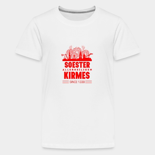 GHB Westfalen Soester Allerheiligenkirmes 81120172 - Teenager Premium T-Shirt