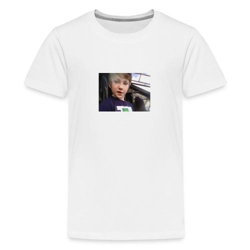 Adam Heggie - Teenage Premium T-Shirt