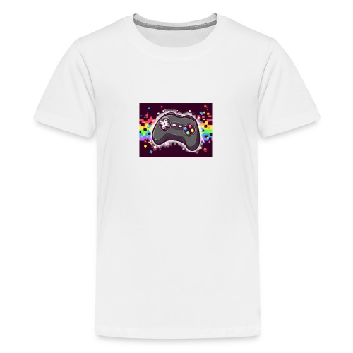 Benehene for X-box player - Teenager Premium T-Shirt